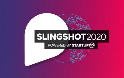 Startup Accolades at SLINGSHOT 2020