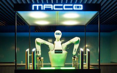 Macco Robotics: Connecting Robots with Humans